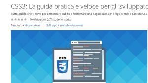 css3 guida pratica sviluppatore web