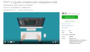 php7 guida completa in italiano